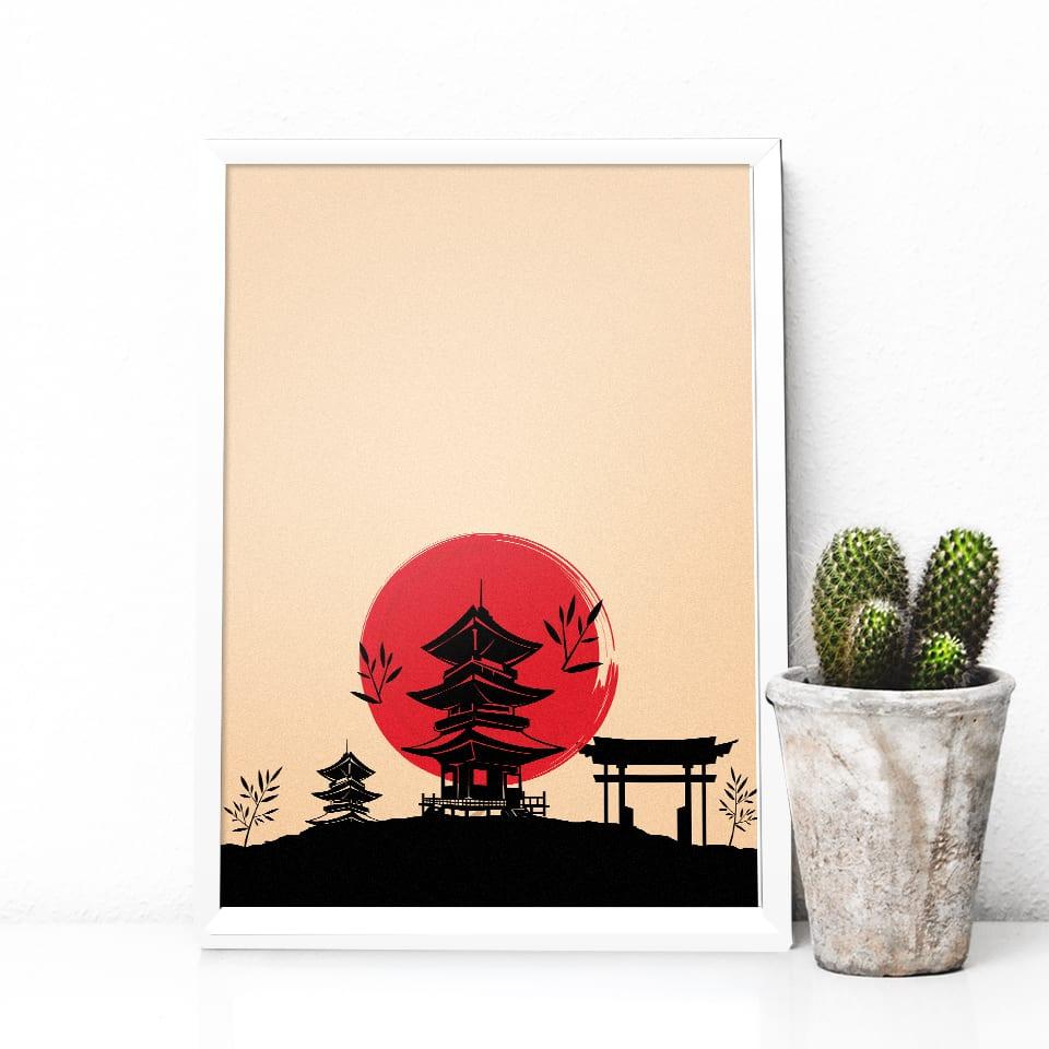Quadro Tóquio